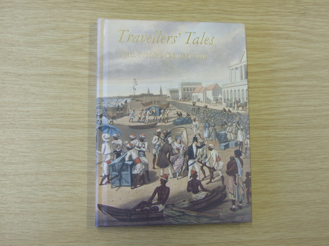 The Folio Travellers Tales Diary 2001