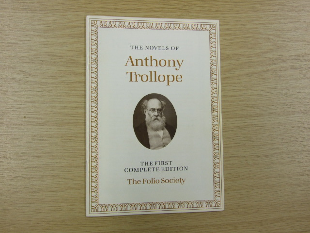 The Novels of Anthony Trollope