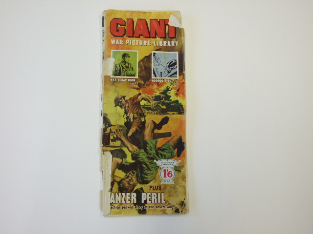 Giant War Picture Library 59