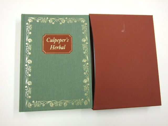 Culpeper's Herbal The English Physician