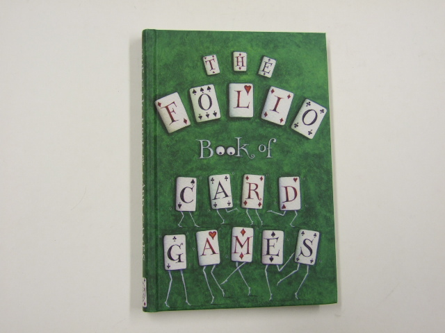 The Folio Society Book of Card Games