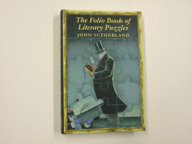 The Folio Book of Literary Puzzles