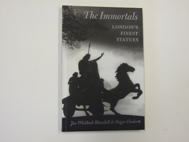 The Immortals London's Finest Statues