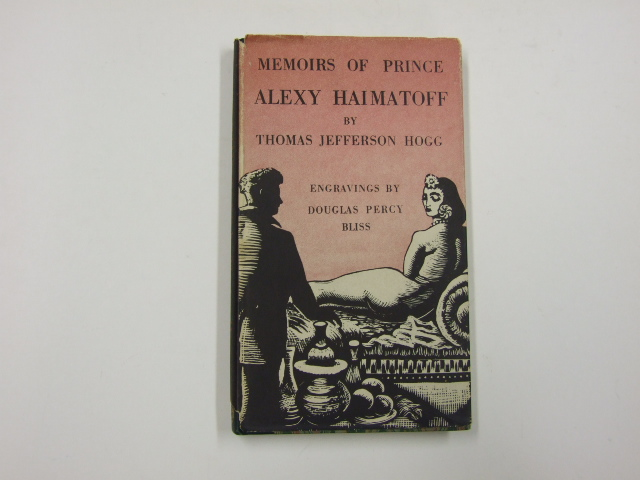 Memoirs of Prince Alexy Haimatoff