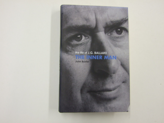 The Inner Man: The Life of J.G. Ballard