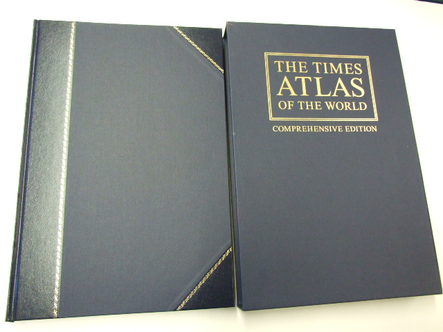 The Times Atlas of the World: Comprehensive Edition