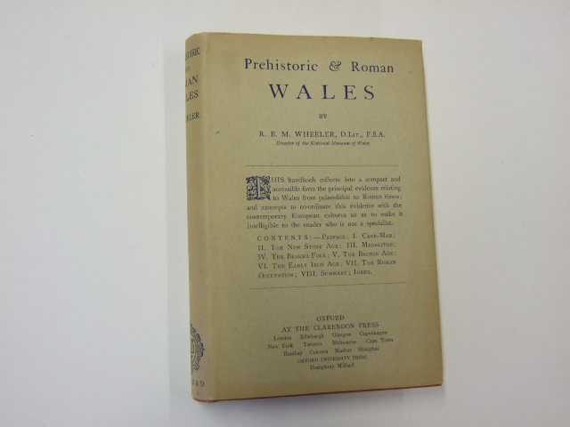 Prehistoric and Roman Wales