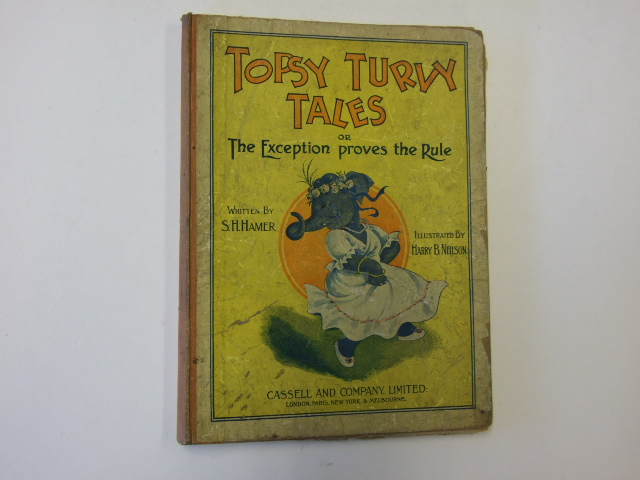 Topsy-Turvy Tales or The Exception Proves the Rule