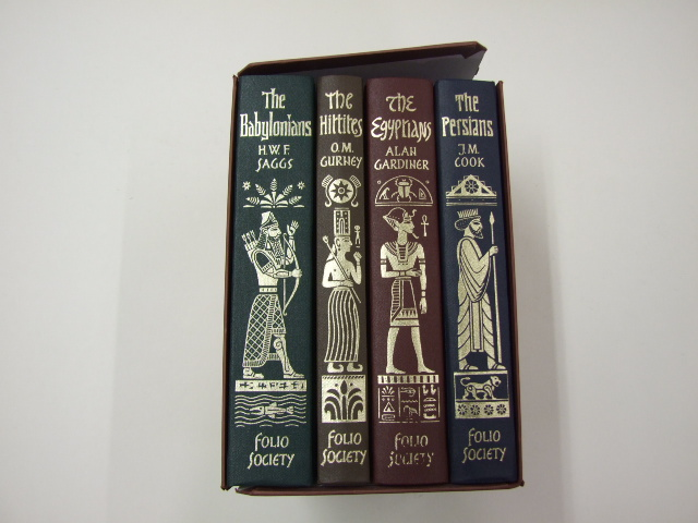 Empires of the Ancient Near East - 4 Volume Boxed Set - The Babylonians, The Egyptians, The Hittites, The Persians