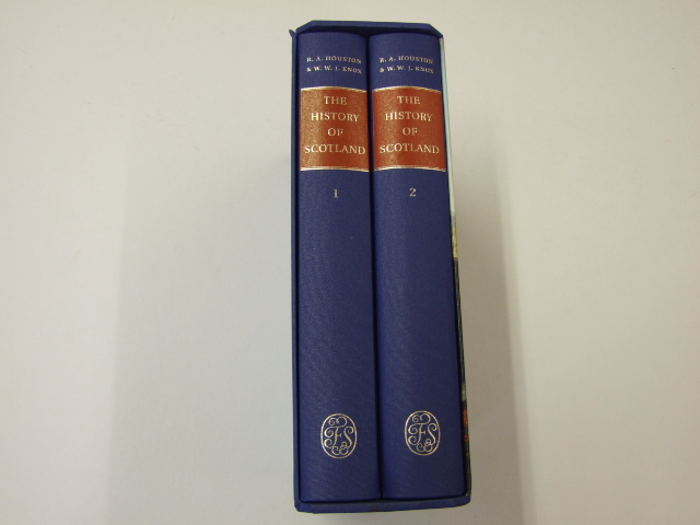 The History Of Scotland - From The Earliest Times To The Present Day - 2 volumes