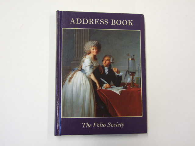 The Folio Address Book
