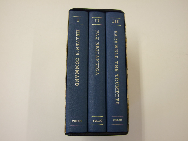 The Pax Britannica trilogy (Heaven's Command; Pax Britannica; Farewell the Trumpets)