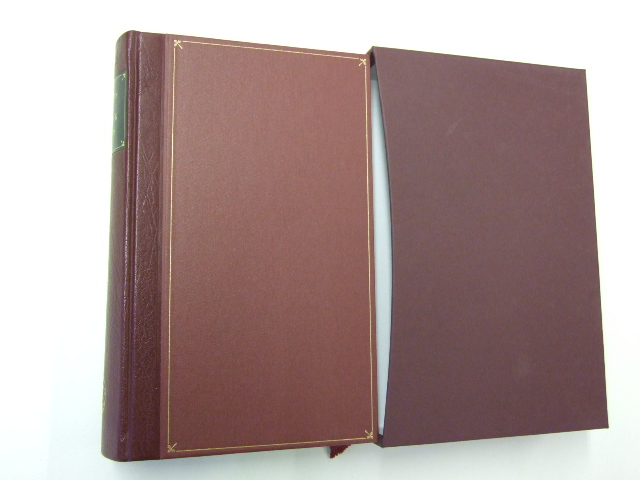 The Pickwick Papers Leather Edition