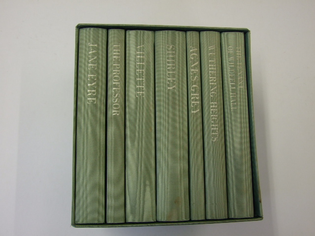 The Complete Novels: Jane Eyre, Agnes Grey, Shirley, The Professor, Villette, Wuthering Heights, The Tenant of Wildfell Hall