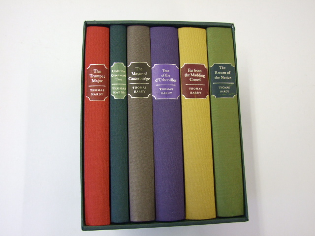 Tess of the d'Urbervilles ; Under the Greenwood Tree ; The Return of the Native ; Far from the Madding Crowd ; The Mayor of Casterbridge ; The Trumpet Major (6 book Boxed set)