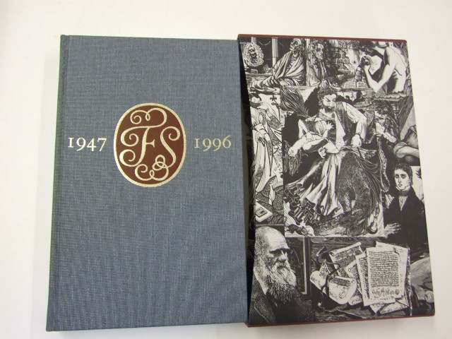 Folio 50: A Bibliography of the Folio Society 1947-1996