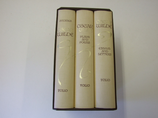 Stories; Plays & Poems; Essays & Letters 3 Volume Set