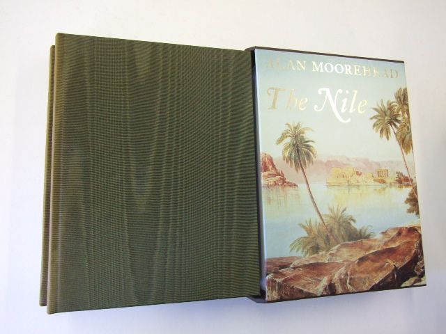The Nile Boxed set containing The White Nile and The Blue Nile