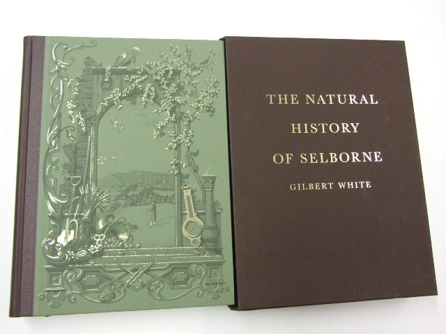 The Natural History and Antiquities of Selborne Large Format Edition