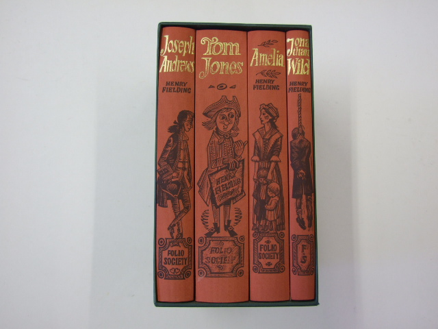 Tom Jones / Amelia / Jonathan Wild / Joseph Andrews The Novels of Henry Fielding