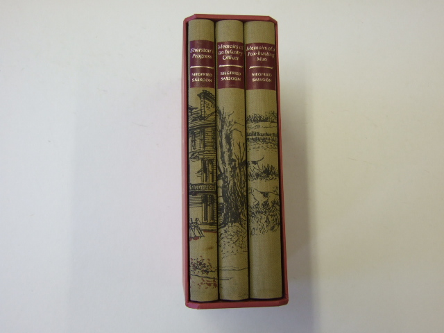 The Complete Memoirs Of George Sherston Three Volumes Memoirs of a Fox-hunting Man; Sherston's Progress; Memoirs of an Infantry Officer