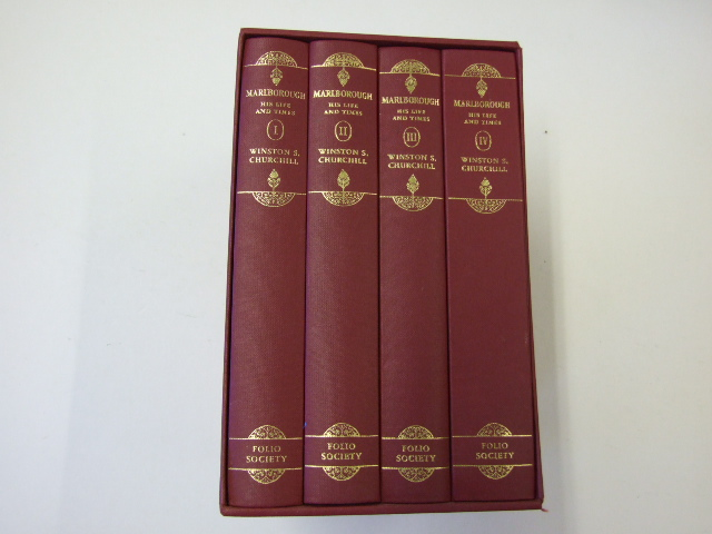 Marlborough his Life and Times Four Volume Set