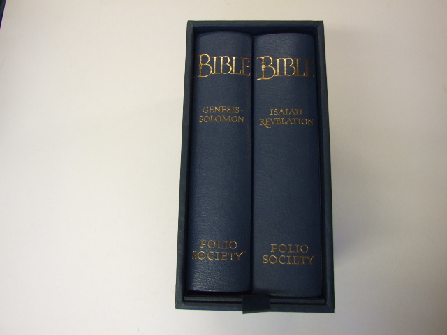 The Bible - King James Version Limited Edition