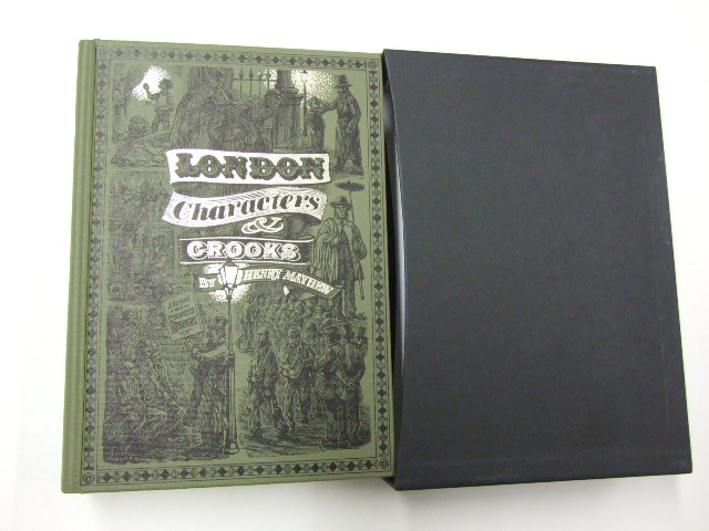 London Characters And Crooks