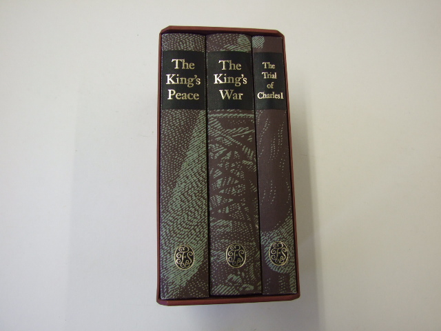 The English Civil War 3 volumes: The King's Peace, 1637-1641/ The King's War, 1641-1647/ The Trial of Charles I