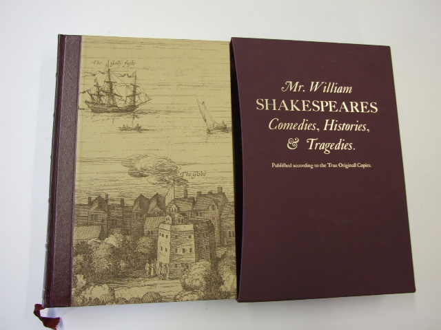 The First Folio of Shakespeare  The Norton Edition Based on Folios in the Folger Shakespeare Library Collection.