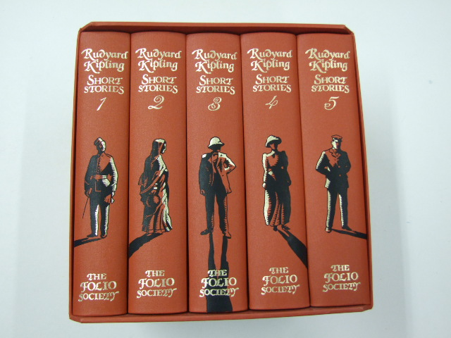 Collected Short Stories (5 Volumes in slipcase)