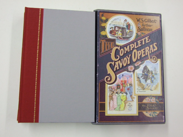 The Complete Savoy Operas : Volume I and II