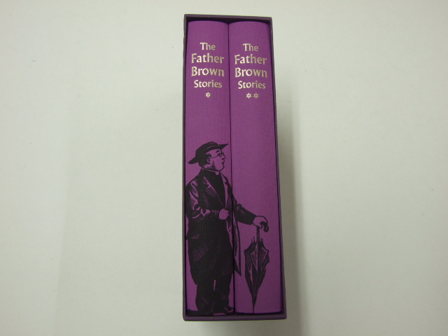 The Father Brown Stories Two Volume set