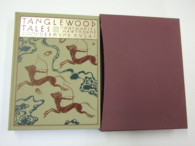 Tanglewood Tales Illustrated by Dulac