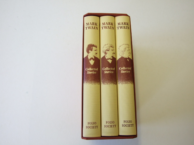 Mark Twain Collected Stories
