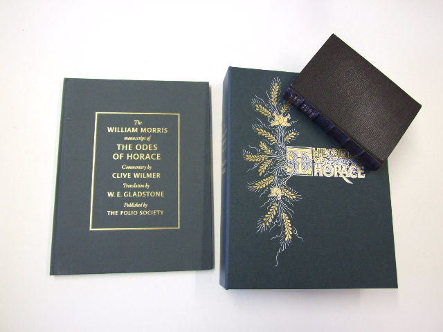 The Odes of Horace Limited Edition