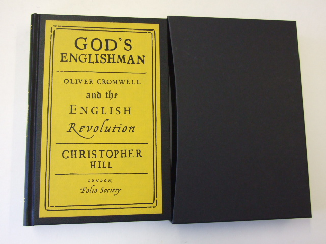 God's Englishman Oliver Cromwell and the  English Revolution