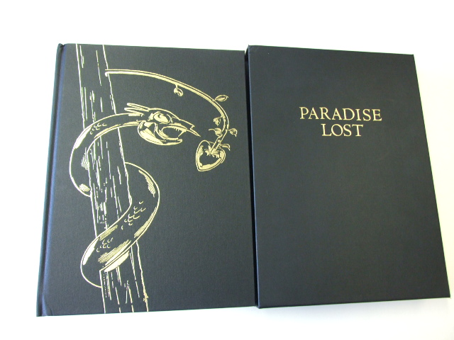 Paradise Lost A Poem in Twelve Books illustrated by Ian Pollock