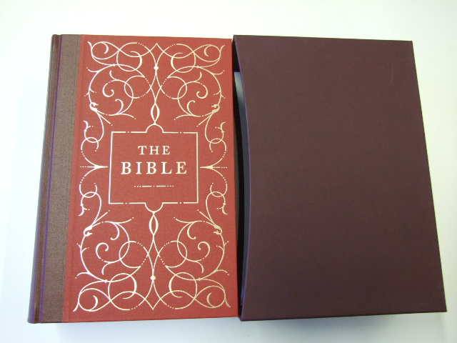 The Bible with the Apocrypha King James Version