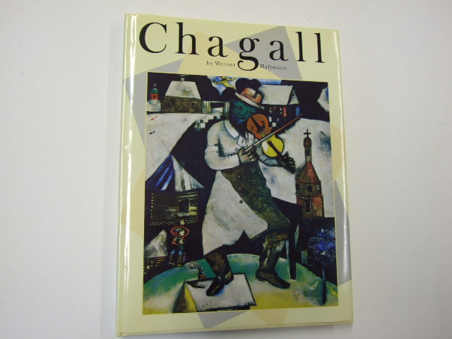 Marc Chagall (The Library of Great Painters)