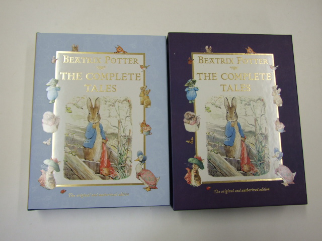 Beatrix Potter - the Complete Tales: The 23 Original Peter Rabbit Books & 4 Unpublished Works: The 23 Original Peter Rabbit Books and 4 Unpublished Works