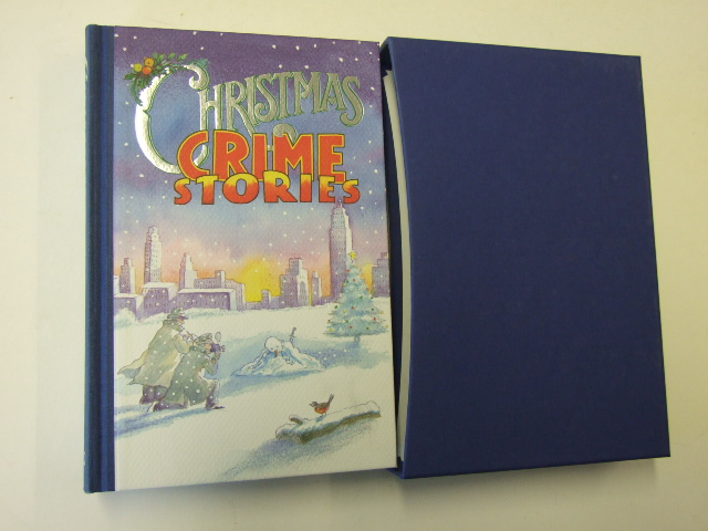 The Folio Book Of Christmas Crime Stories