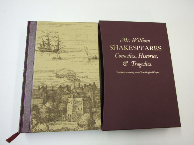 The First Folio of Shakespeare The Norton Edition Based on Folios in the Folger Shakespeare Library Collection