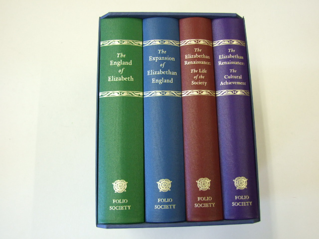 The Elizabethan Age in Four Volumes