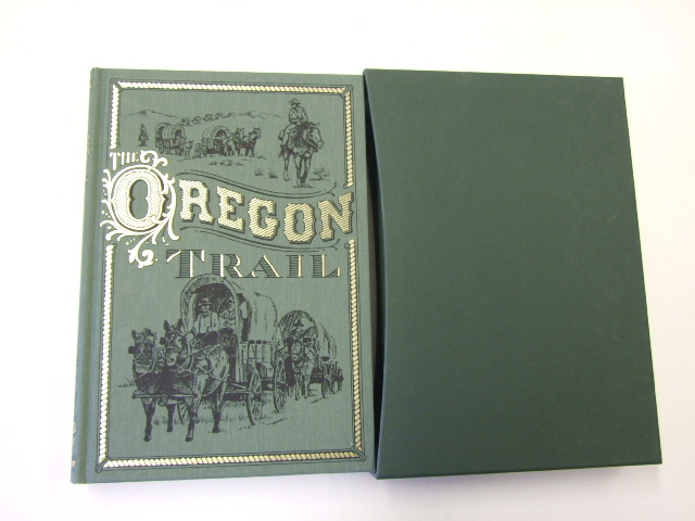 The Oregon Trail Sketches of Prairie and Rocky Mountain Life