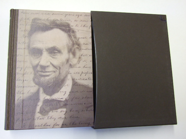 A New Birth of Freedom: Selected Writings of Abraham Lincoln
