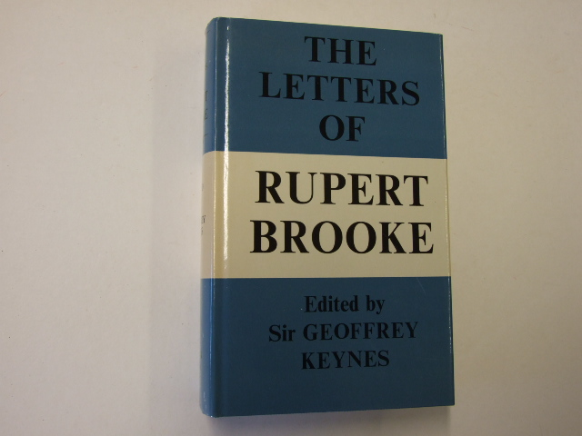 The Letters Of Rupert Brooke