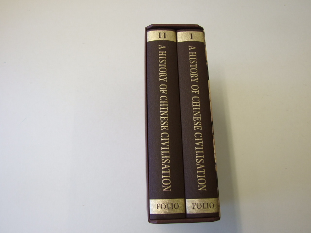 Chinese Civilisation (Two Volumes)