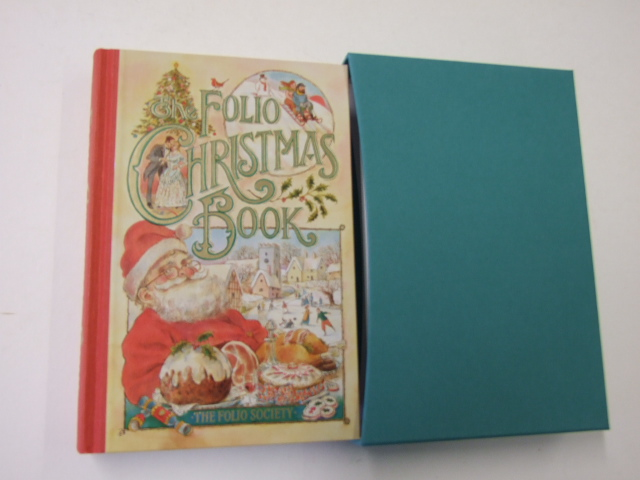 The Folio Christmas Book, a Collection of Seasonal Stories and Poems